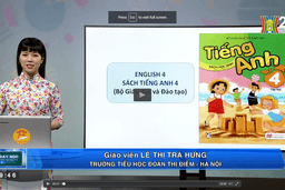 Tiếng Anh Lớp 4. Unit 18: What's your phone number? Lesson 3 (19h45 ngày 13/06/2020)